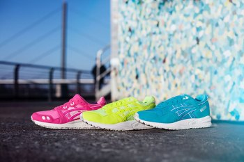 "ASICS Tiger GEL-Lyte III & GEL Saga ""Summer Kite"" Pack"