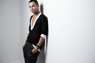 Authenticity and Power in Fashion: Balmain's Olivier Rousteing Discusses Rihanna and Social Media