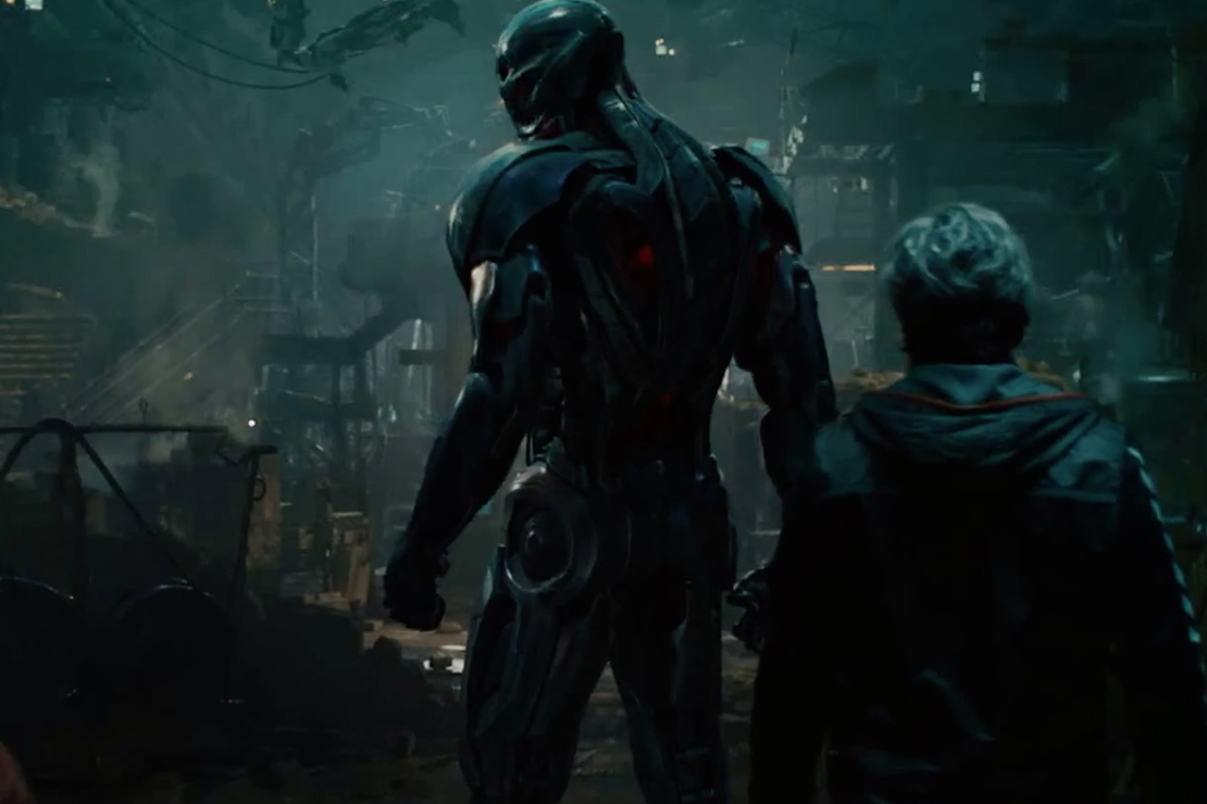 'Avengers: Age of Ultron' Official Trailer #3