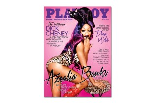 Azealia Banks Unveils Her 'Playboy' Cover