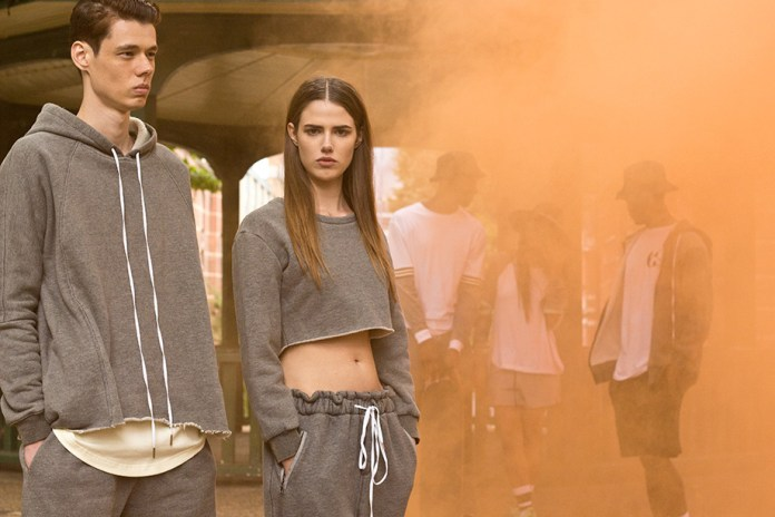 """B-Side by Walé 2015 Spring/Summer Lookbook """"The Faded Weekend"""""""