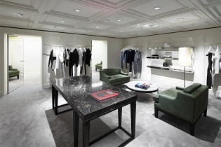 Balmain Opens London Flagship Store