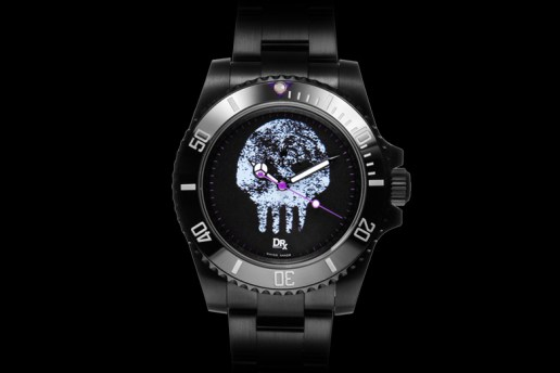 Bamford Watch Department x DRx Romanelli Create Rolex Submariner Celebrating King Features' Phantom