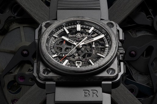 Bell & Ross X1 Carbon Forge Watch