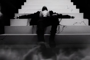 "Big Sean featuring Drake & Kanye West ""Blessings"" Music Video"