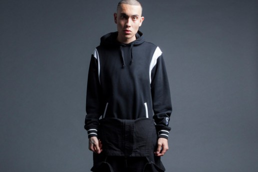 Black Scale 2015 Spring Lookbook