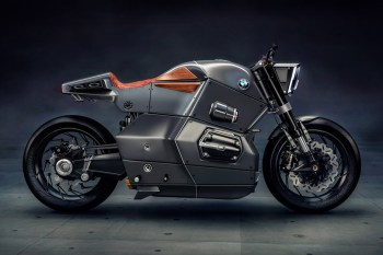 BMW Urban Racer Concept Motorcycle