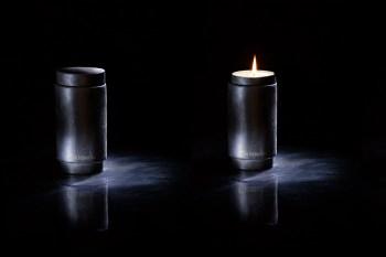 """Boris Bidjan Saberi 2015 Spring/Summer """"TANN"""" Candle Set"""