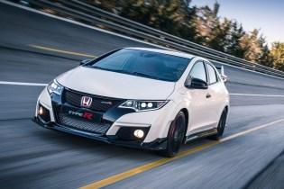 Brand New 310-Horsepower Honda Civic Type R