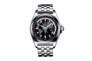 Breitling Galactic Unitime Watch