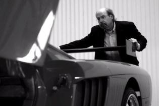 Building the Saleen Black Label Mustang