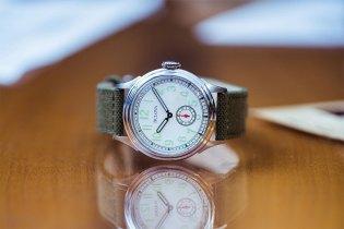 "J.Crew x Bulova 2015 ""Air Warden"" Watch"