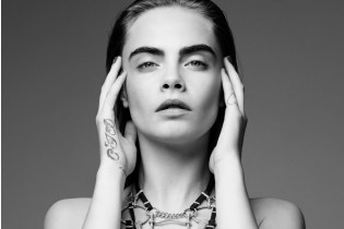 Cara Delevingne for 'LOVE' Magazine by Solve Sundsbo