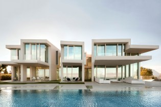Casa Sardinera by Ramon Esteve Estudio