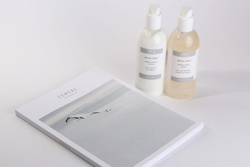 Cereal Magazine x REN Limited Edition Skincare Collection