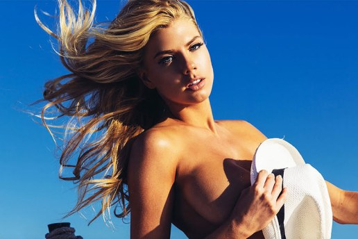 "The Hundreds Hangs Out with Charlotte McKinney for ""The Life In A Day"""