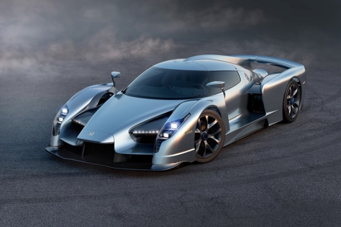James Glickenhaus' SCG 003 Undisguised in Street and Track Form