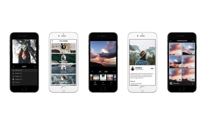 Priime: A Mobile Photo Editing Tool With Filters Created by Professional Photographers