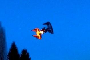 Olivier_C's Homemade TIE Interceptor Drone