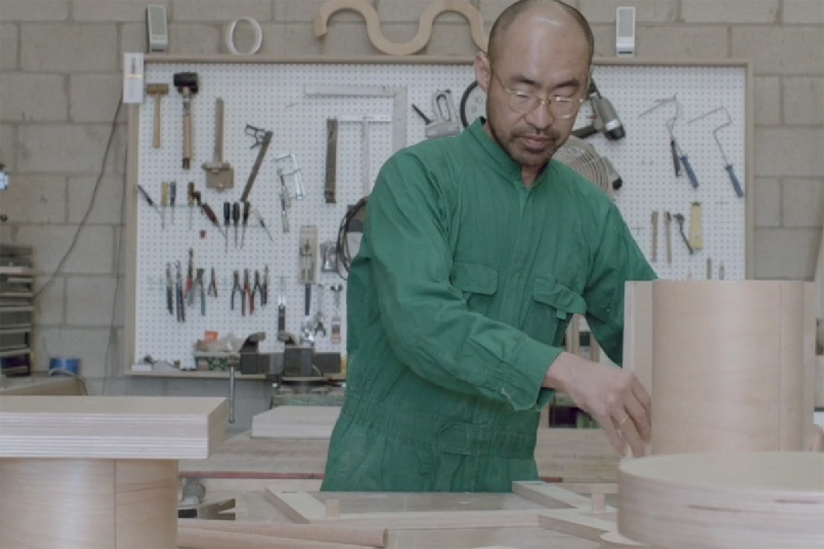 CLAE Perspectives Explores the Furniture Design of Shin Okuda
