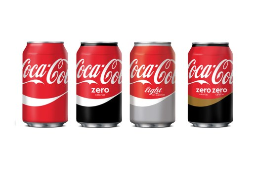 Coca-Cola Tinkers with New Branding Initiatives as Global Sales Drop