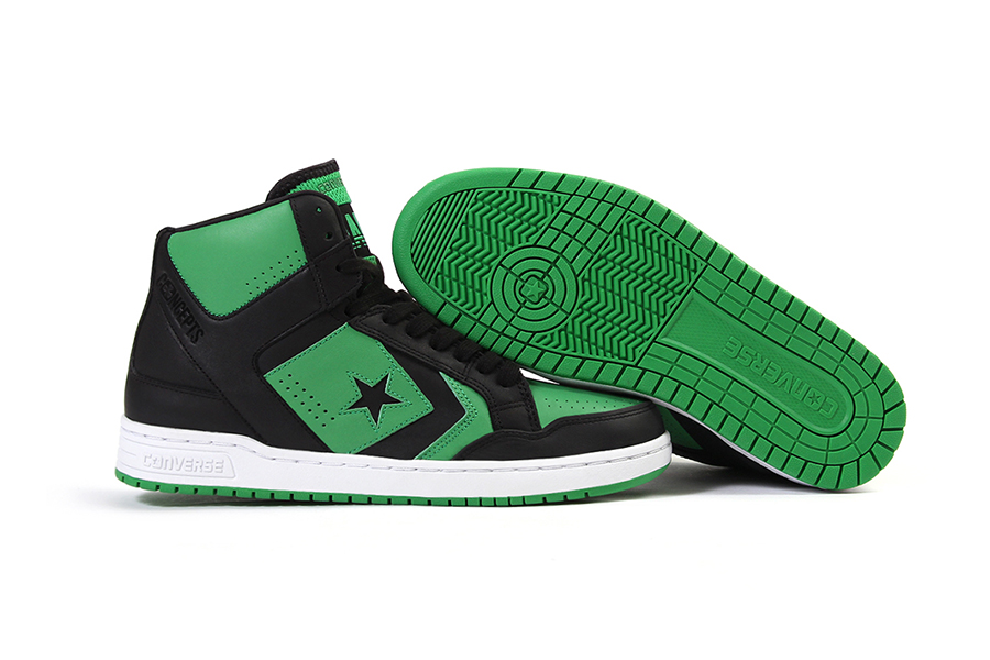 """Concepts x Converse CONS Weapon """"St. Patrick's Day"""""""