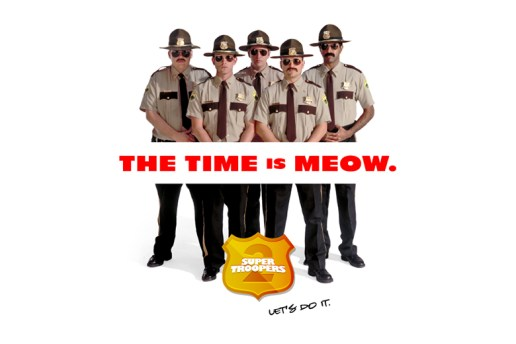 Contribute to 'Super Troopers 2' Indiegogo Right Meow