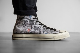 "Converse Chuck Taylor All Star '70s ""Hawaiian Print"""
