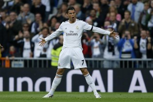 Cristiano Ronaldo Becomes the Most Liked Figure on Facebook