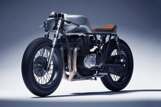 Custom Honda CB1100 By Dimitri Bez