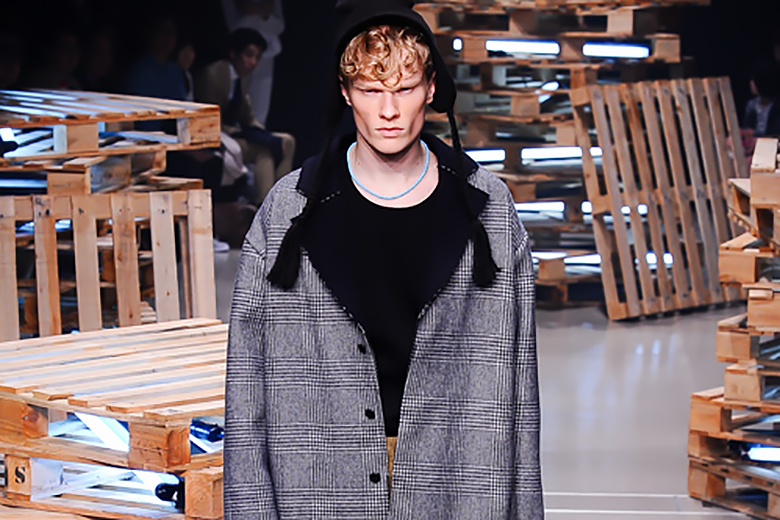 DISCOVERED 2015 Fall/Winter Collection