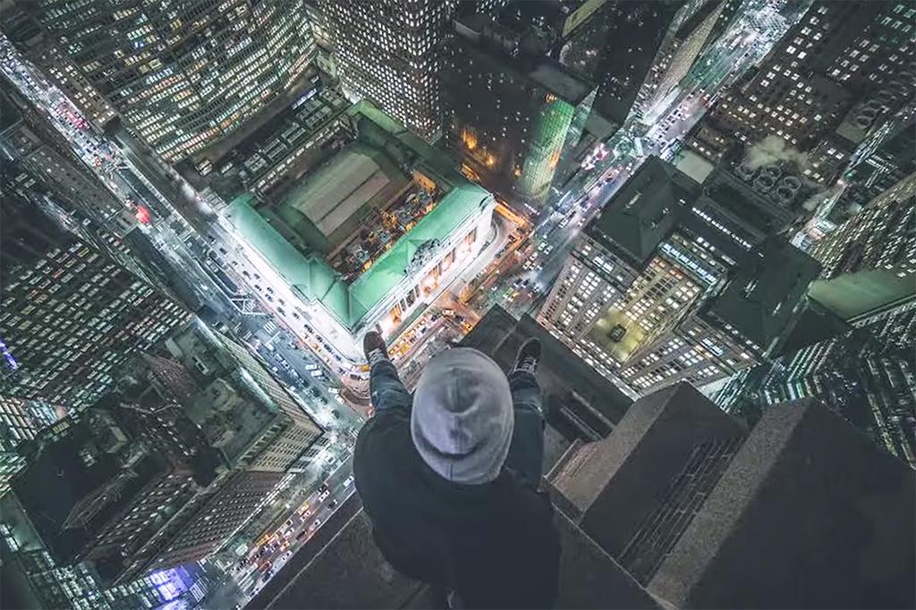 Documentary Follows NYC's Urban Explorers on Instagram