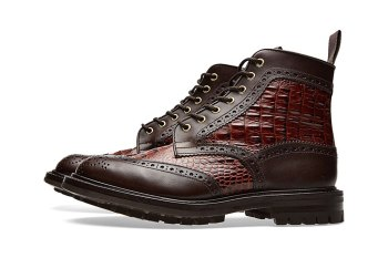 END. x Tricker's 2015 Spring/Summer Collection