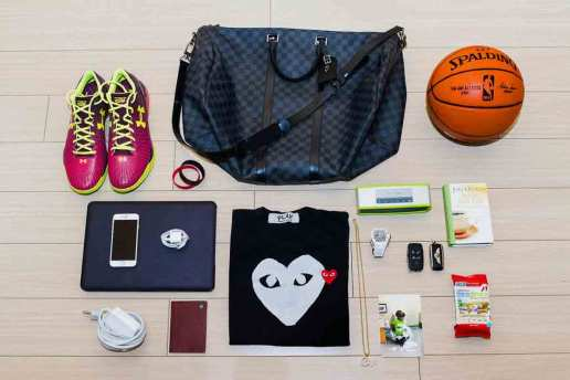 Essentials: Greivis Vasquez of the Toronto Raptors