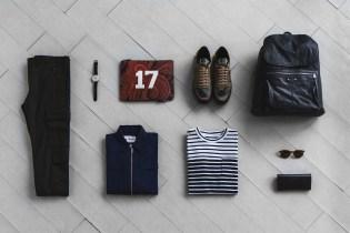 Essentials: Sean Lee-Davies for MR PORTER
