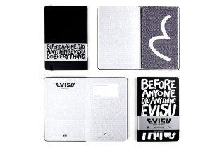 EVISU x Moleskine Special Edition Notebook