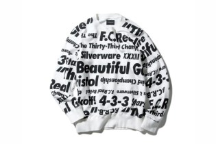 """F.C.R.B. 2015 Spring/Summer """"BANNER"""" Collection"""