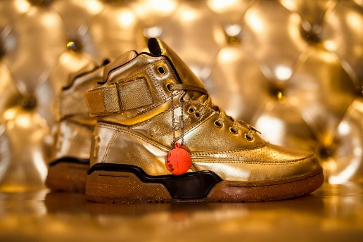 "Fabolous x Teyana Taylor x Packer Shoes x Ewing 33 Hi ""Aloysius"" Fame & War Collection"