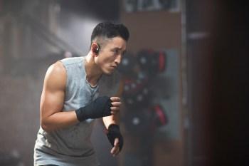 Flyweight Champ Zou Shiming Flexes in Beats by Dre Powerbeats2 Wireless
