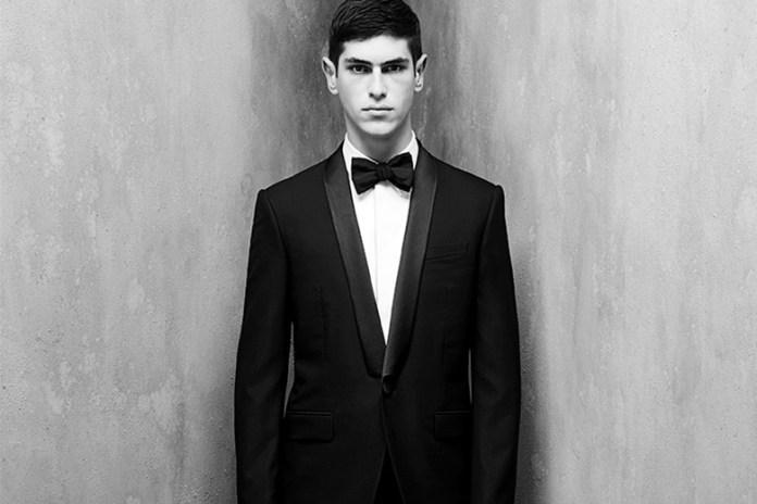 Givenchy 2015 Spring/Summer Tuxedo Collection