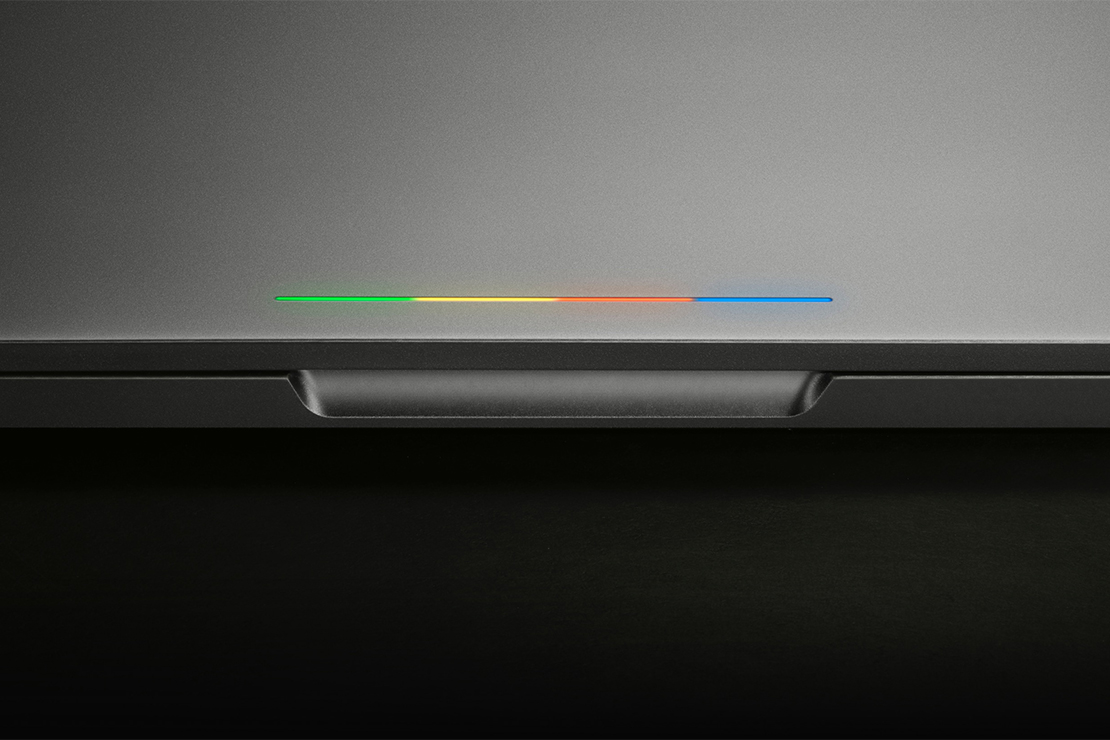 Google Unveils the New Chromebook Pixel