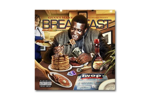 Gucci Mane Releases 'Breakfast,' 'Lunch' & 'Dinner' Albums