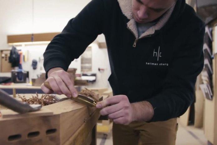 Hellman-Chang's Ultra-Luxury Furniture Made in Bushwick, Brooklyn