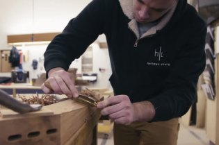 Hellman-Chang's Ultra-Luxury Furniture Made in Bushwick, Brooklyn