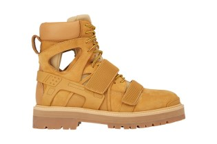 "Hood By Air x Forfex ""Avalanche"" Boot"