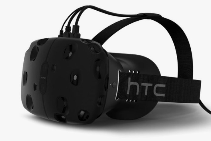 HTC Teams up with Valve for a New Virtual Reality Headset