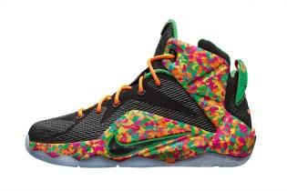 "#hypebeastkids: Nike LeBron 12 ""Cereal"""