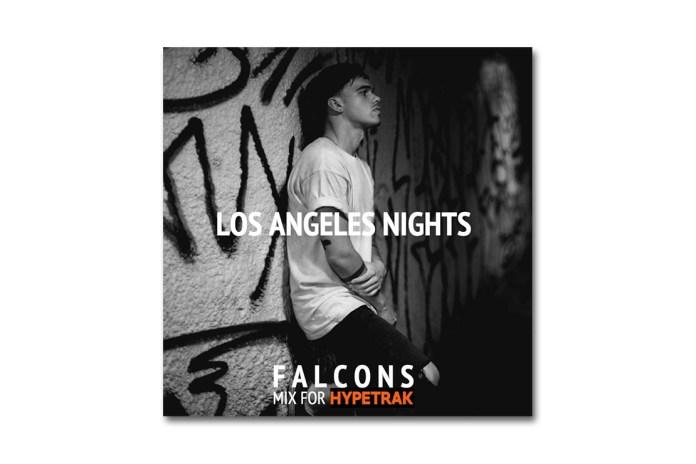 HYPETRAK Mix: Falcons – Los Angeles Nights