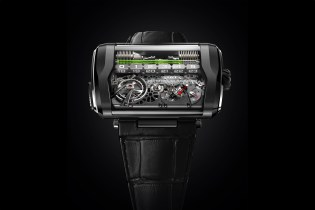 HYT's Most Advanced Timepiece: the H3