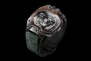 Introducing the Urwerk UR-110 EastWood, A Successor to the Torpedo